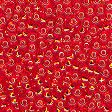 MH Petite Seed Beads 42043 Rich Red