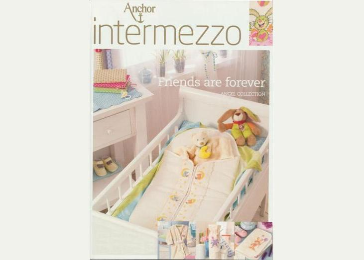 "žurnalas ""Intermezzo. Friends are forever. Angel Collection"""
