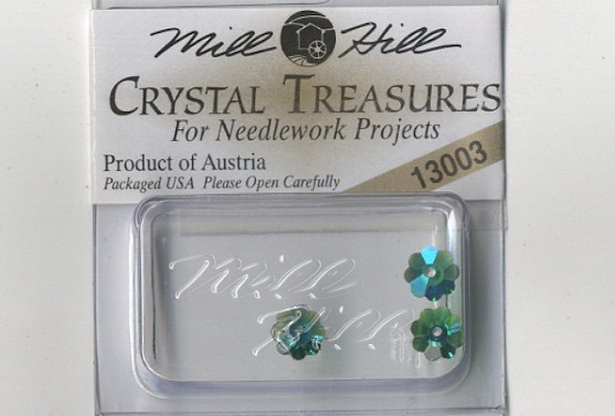 .Mill Hill Crystal Treasures 13001-1399