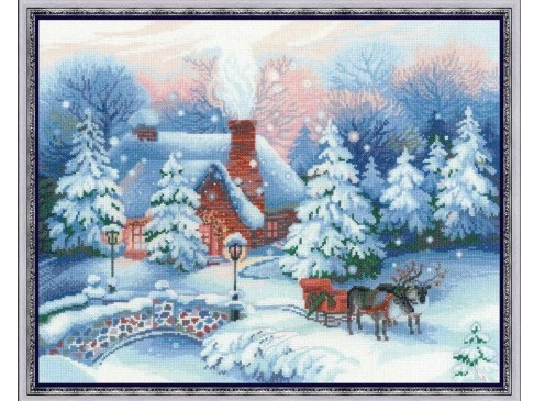 ".Riolis Premium ""On Christmas Eve"" (100-041)"
