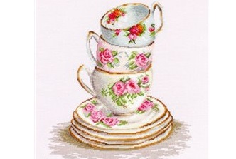 .3 Stacked Tea Cups (Luca-S B2323)